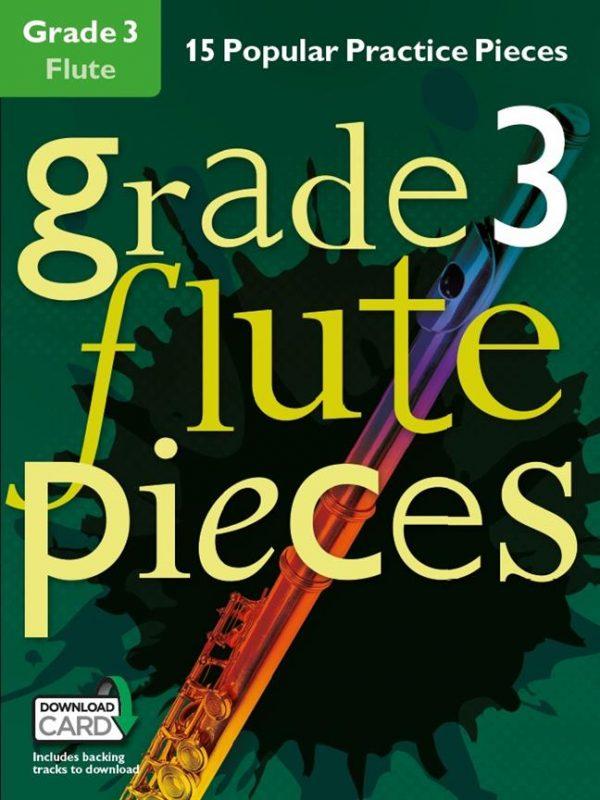 Grade 3 Flute Pieces Christopher Hussey