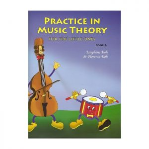 Practice in Music Theory for the Little Ones