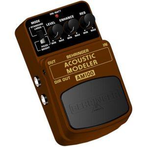 Behringer AM100 Acoustic Modeler Pedal