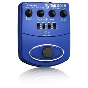 Behringer GDI21 V Tone Guitar Preamp