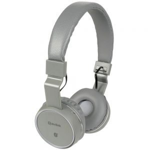av:Link PBH10 Wireless Bluetooth Headphones Grey