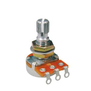 ALPS PM250-AS Small 250K Audio Potentiometer