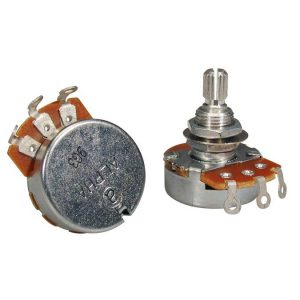 Alpha ALP500-A33 500K Audio Potentiometer