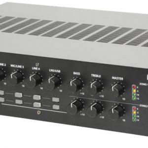 Adastra 2 Zone Mixer Amplifier