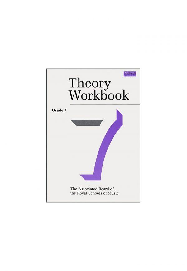 ABRSM Theory Workbook Grade 7