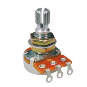 ALPS PM500-BS Small 500K Audio Potentiometer