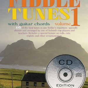 110 Irelands Best Fiddle Tunes Volume 1 Book & CD