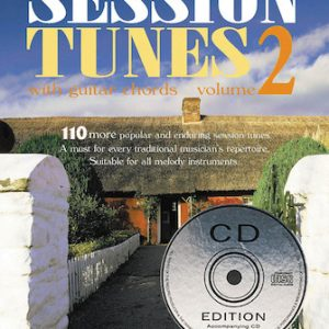 110 Best Session Tunes Volume 2 Book & CD