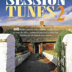 110 Best Session Tunes Volume 2 Book