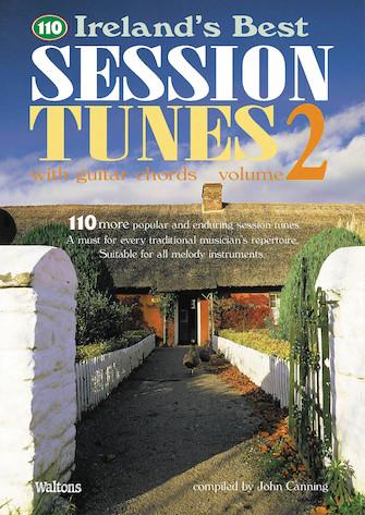110 Best Session Tunes Volume 2 Book