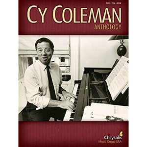 Cy Coleman Anthology Piano Vocal Guitar
