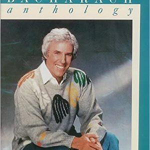 Burt Bacharach Anthology Piano Vocal Guitar