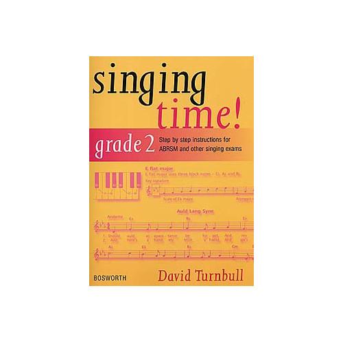 Singing Time Grade 2