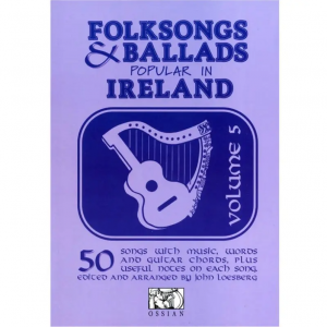 Folksongs & Ballads Popular in Ireland Volume 5
