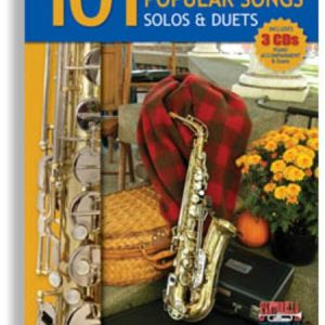 101 Popular Songs Solos & Duets Alto Sax