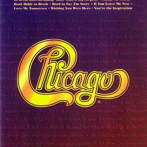 Chicago The Ballads Piano Vocal Guitar