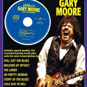 Jam With Gary Moore Guitar Tab