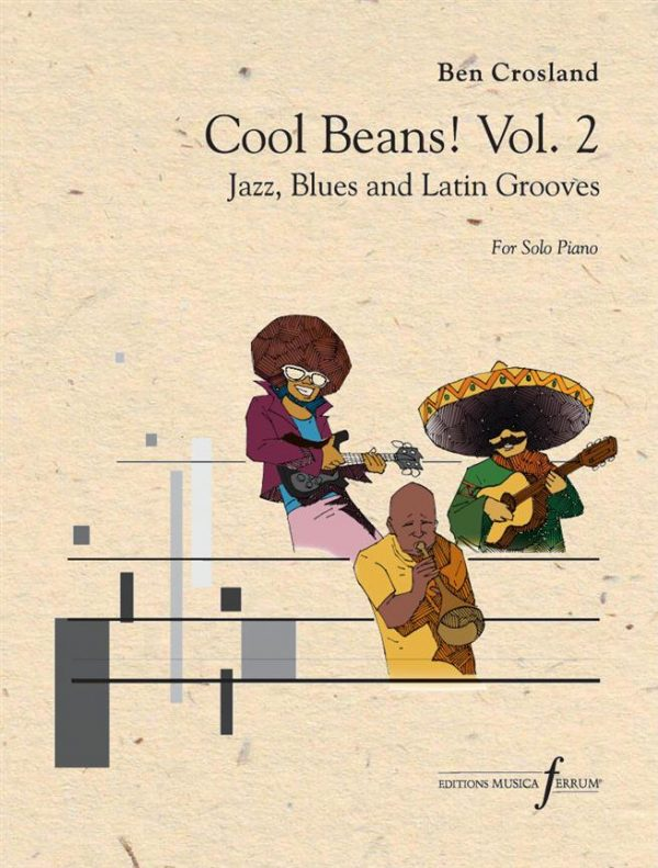 Cool Beans Volume 2 Piano