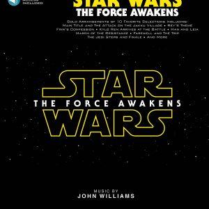 Star Wars The Force Awakens Clarinet