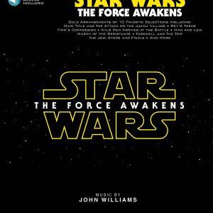 Star Wars The Force Awakens Alto Saxophone