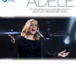 Adele Clarinet Solo