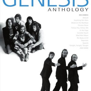 Genesis Anthology Piano Vocal Guitar
