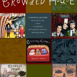 Best of Crowded House Piano Vocal Guitar