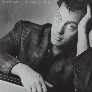 Billy Joel Greatest Hits Volume 1 & 2 Piano Vocal Guitar