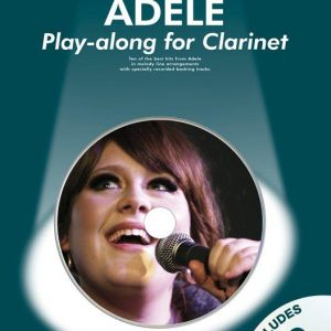 Adele Guest Spot Clarinet