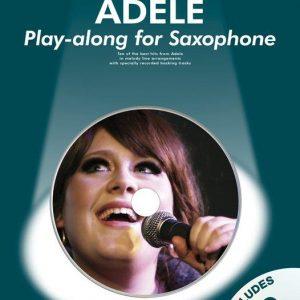 Adele Guest Spot Alto Saxophone