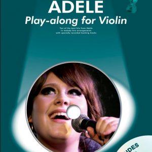 Adele Guest Spot Clarinet Violin