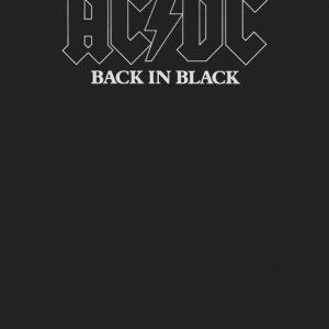 AC/DC Back in Black Guitar Tab