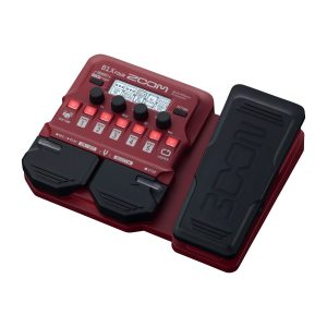 Zoom B1X FOUR Bass Multi Effects Pedal