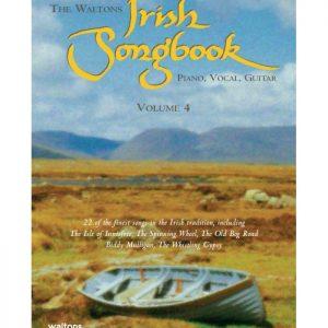 The Waltons Irish Songbook Volume 4 Piano Vocal Guitar
