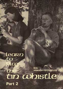 Learn To Play The Tin Whistle Book Part 2