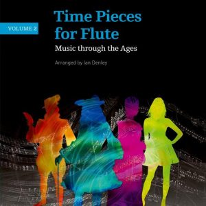 ABRSM Time Pieces for Flute Volume 2