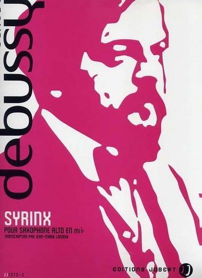 Claude Debussy Syrinx Alto Sax