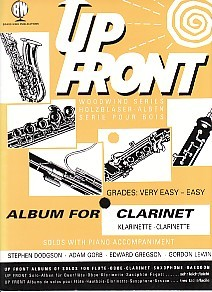 Up Front for Clarinet