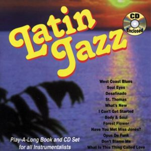 Aebersold Latin Jazz Volume 74