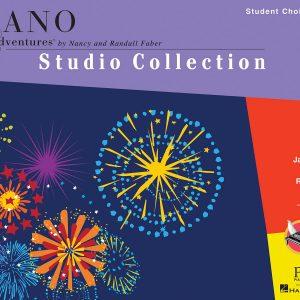 Piano Adventures Studio Collection Level 1