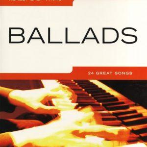 Really Easy Piano Ballads