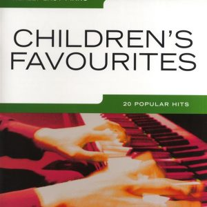 Really Easy Piano Childrens Favourite