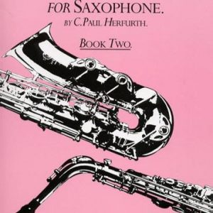 A Tune A Day For Saxophone Book Two