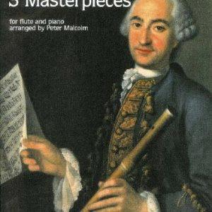 Three Masterpieces Flute