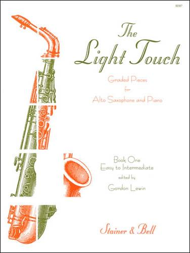 The Light Touch Book 1 Alto Saxophone