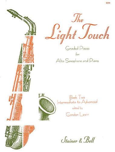 The Light Touch Book 2 Alto Saxophone
