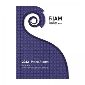 RIAM Piano Album 2022 Grade 1
