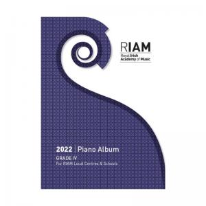 RIAM Piano Album 2022 Grade 4