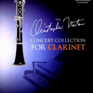 The Christopher Norton Concert Collection for Clarinet