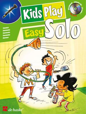 Kids Play Easy Solo Clarinet